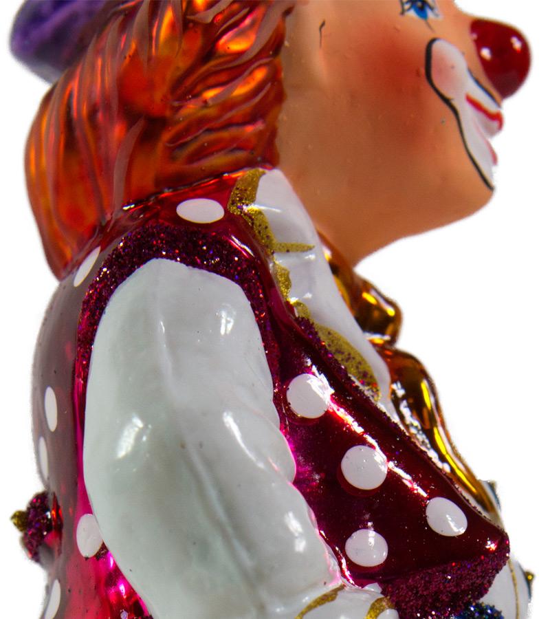 klaun na monocyklu