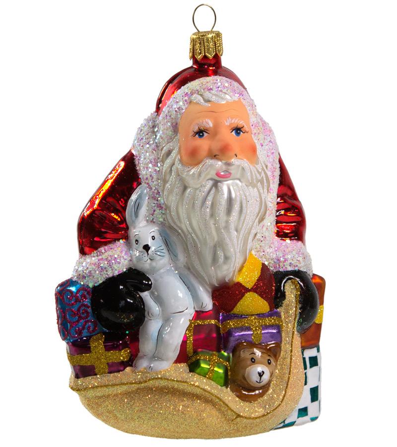 niezdarny Mikołaj