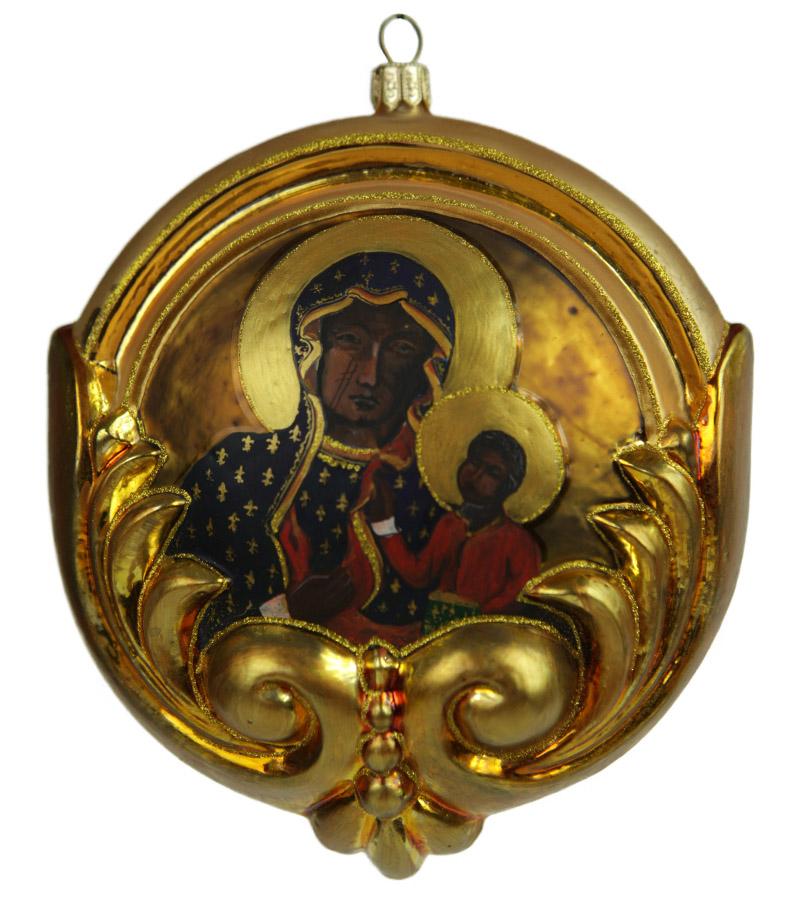 medallions our lady czestochowa