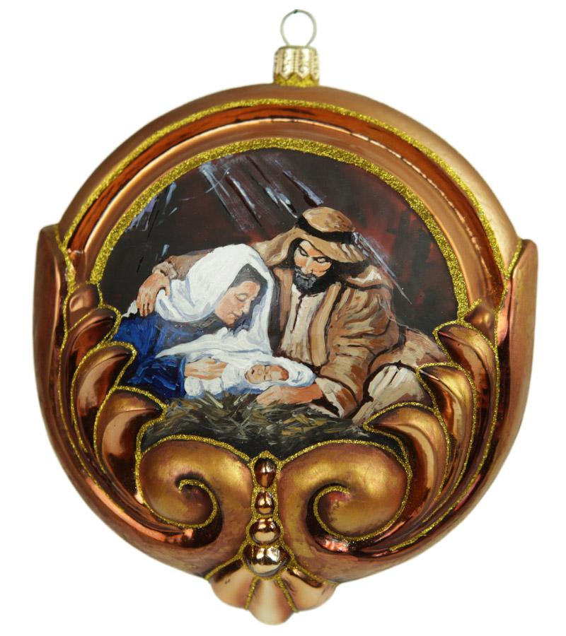 medalion Świeta Rodzina